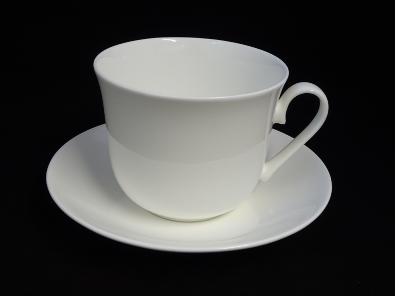Chatsworth Breakfast Cup and Saucer