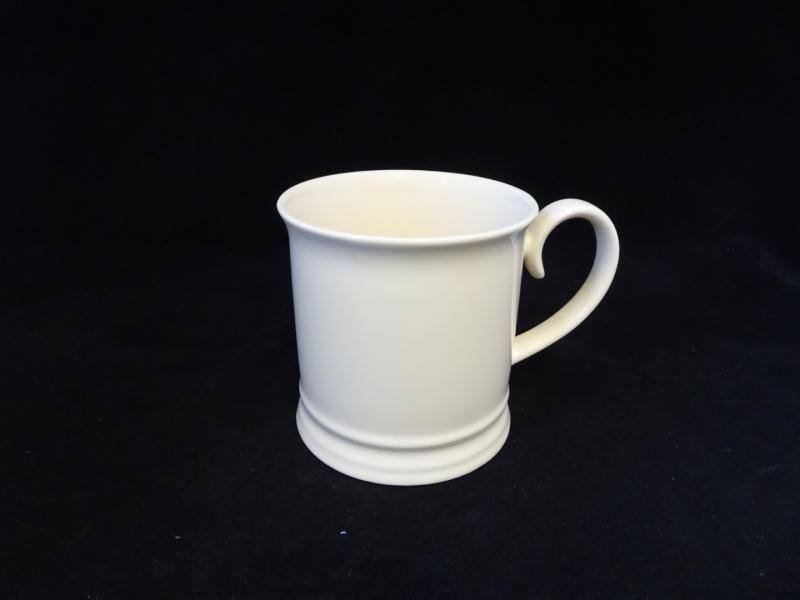 Creamware Tankard